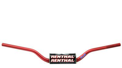 Renthal Lenker Handlebar Fatbar 672 red KTM SXF / RMZ / YZF 18-