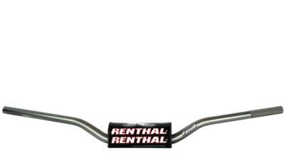 Renthal Lenker Handlebar Fatbar 827 silver VILLOPOTO / STEWART