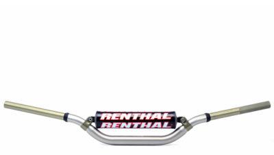 Renthal Lenker Handlebar Twinwall 918 silver RICKY JOHNSON / CR HIGH