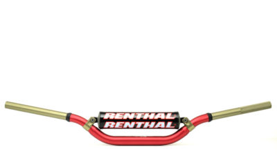 Renthal Lenker Handlebar Twinwall 922 red RC High