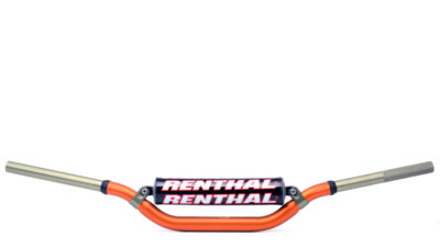 Renthal Lenker Handlebar Twinwall 999 orange MCGRATH / KTM SX 125-450 `16