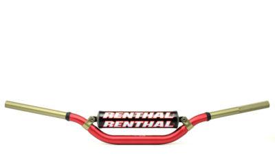 Renthal Lenker Handlebar Twinwall 999 red MCGRATH / KTM SX 125-450 `16