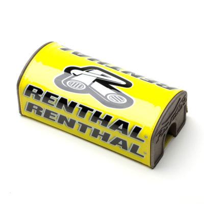 Renthal Pads Lenkerpolster Fatbar yellow