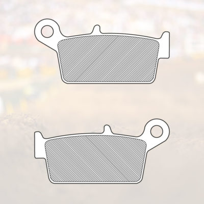 Renthal Bremsbeläge Sinter hinten KX / RM / CR / YZ 125 250