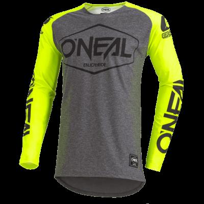 O'Neal MAYHEM MX Jersey HEXX neon yellow Motocross Shirt