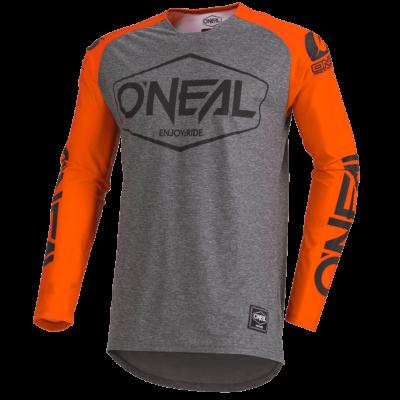O'Neal MAYHEM MX Jersey HEXX orange Motocross Shirt
