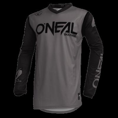 O'Neal THREAT MX Jersey RIDER gray Motocross Shirt