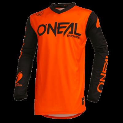 O'Neal THREAT MX Jersey RIDER orange Motocross Shirt