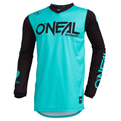 O'Neal THREAT MX Jersey RIDER teal Motocross Shirt