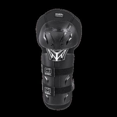 O'Neal PRO III Carbon Look Knee Guard black
