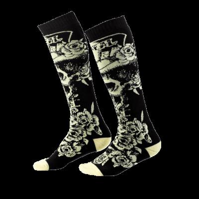 O'Neal PRO MX Socke TOPHAT black/beige