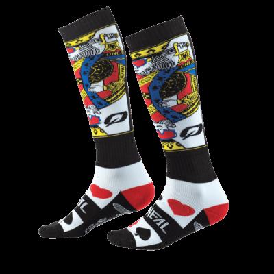 O'Neal PRO MX Socke KINGSMEN white/black/red