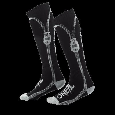 O'Neal PRO MX Socke ZIPPER black