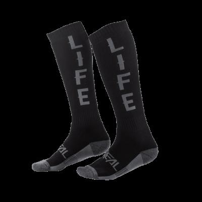 O'Neal PRO MX Socke RIDE LIFE black/gray