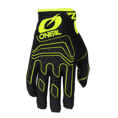 O'Neal SNIPER ELITE Handschuhe black/neon yellow Motocross Gloves