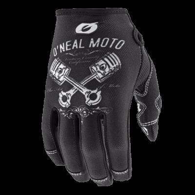 O'Neal MAYHEM Handschuhe PISTONS II black/white Motocross Gloves