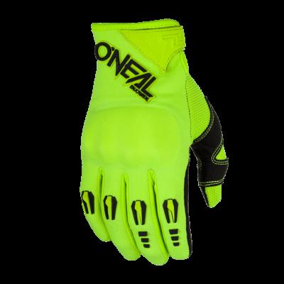 O'Neal HARDWEAR Handschuhe IRON neon yellow Motocross Gloves