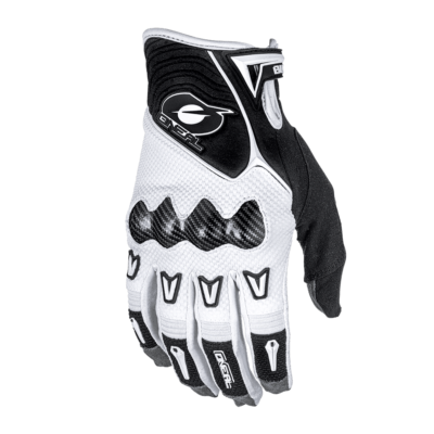 O'Neal MX Handschuhe BUTCH Carbon white Motocross Gloves