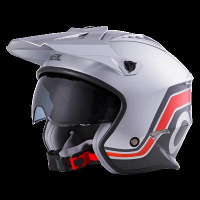 O'Neal Spare Visor VOLT MX Helm V1 silver