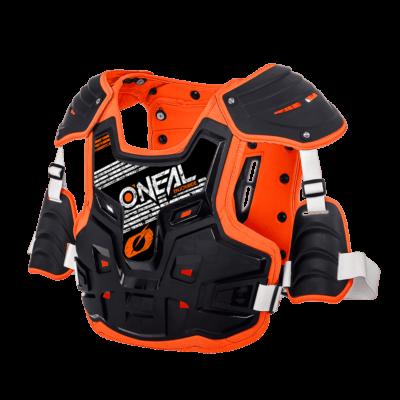 O'Neal Spare Sticker PXR Stone Shield black/orange
