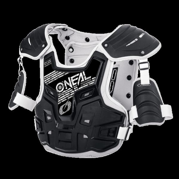 O'Neal Spare Sticker PXR Stone Shield black/gray