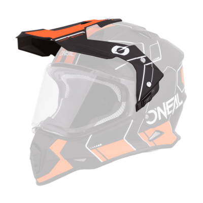 O'Neal Spare Visor SIERRA COMB black/orange