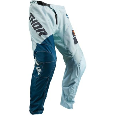 Thor Sector Shear Pants Pant Hose Motocross Enduro Gr. 36 / Orange blau KTM