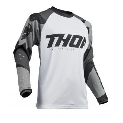 Thor Jersey Fahrerhemd S9 Sector Camo M