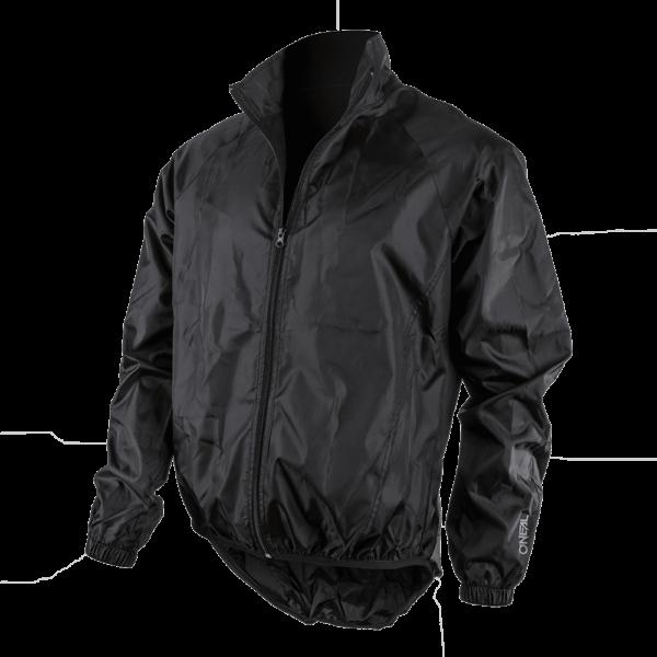O'Neal BREEZE Rain Jacke/Jacket black