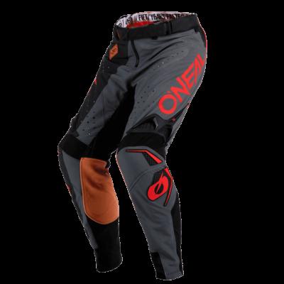 O'Neal PRODIGY MX Hose FIVE ZERO black/neon red Motocross Pants
