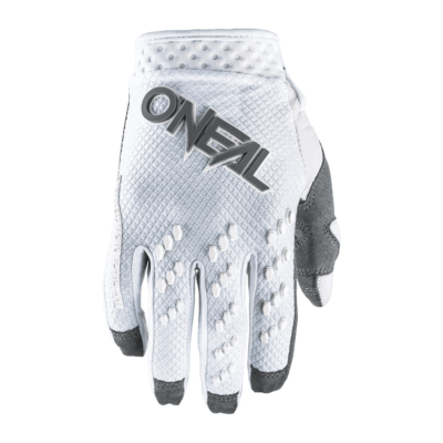 O'Neal PRODIGY Handschuhe RACE white/gray Motocross Gloves