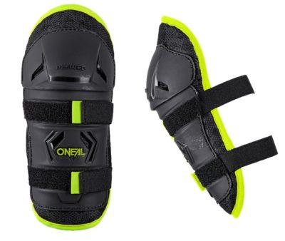 O'Neal PEEWEE Knee Guard Kids Kinder Youth neon yellow