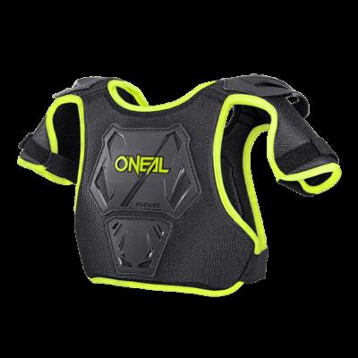 O'Neal PEEWEE Brustpnazer Chest Guard Kids Kinder Youth neon yellow