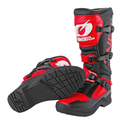 O'Neal RSX MX Stiefel black/red Motocross Enduro Boots