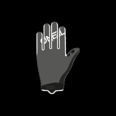 O'Neal REVOLUTION Handschuhe black Motocross Gloves