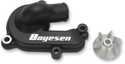 Boyesen COVER DECKEL WASSERPUMPE KTM SXF 250 350 16-20 BLACK