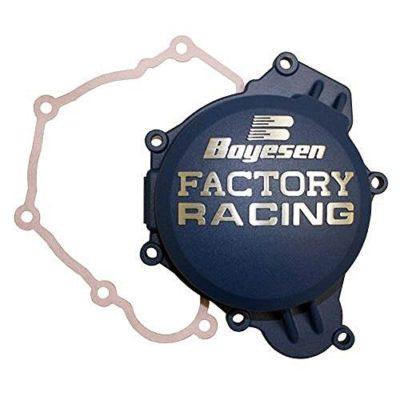 Boyesen Factory Zündungsdeckel Husqvarna TC 125 16-20 BLAU