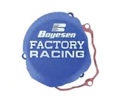Boyesen Factory Zündungsdeckel Yamaha YZ 125 05-20 BLAU