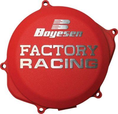 Boyesen Factory Kupplungsdeckel Honda CRF 250R 10-17 ROT RED