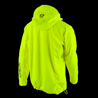 O'Neal TSUNAMI Rain Jacke/Jacket neon yellow