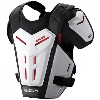 EVS REVO 5 CHEST PROTECTOR BRUSTPANZER'18 WHITE