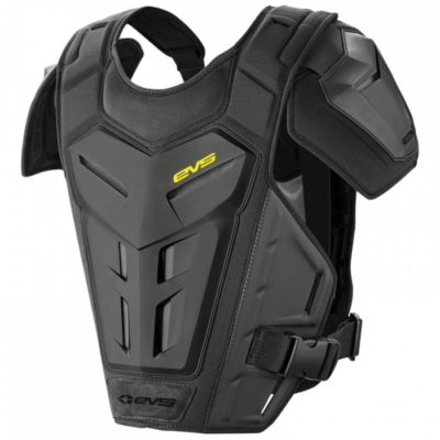 EVS REVO 5 CHEST PROTECTOR BRUSTPANZER'18 BLACK/HI-VIZ