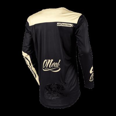 O'Neal MAYHEM MX Jersey RESEDA black/beige Motocross Shirt