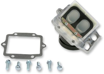 Boyesen RAD VALVE Membraneblock Membrane Kawasaki KX 125 02