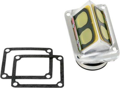 Boyesen RAD VALVE Membraneblock Membrane Kawasaki KX 125 03