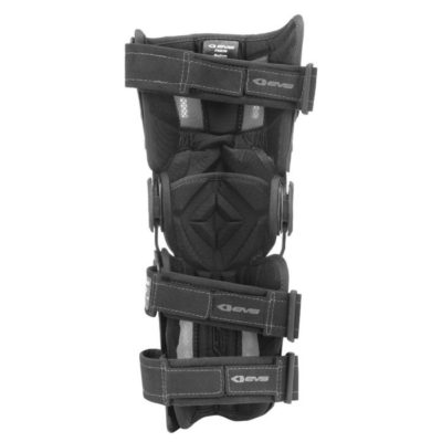 EVS RS9 KNEE BRACE KNIEORTHESE BLACK – PAAR