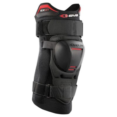 EVS SX01 KINDER KIDS KNEE BRACE KNIEORTHESE BLACK – STÜCK