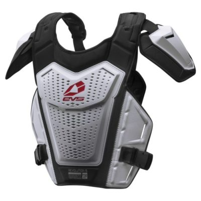 EVS REVO 5 CHEST PROTECTOR BRUSTPANZER'19 WHITE