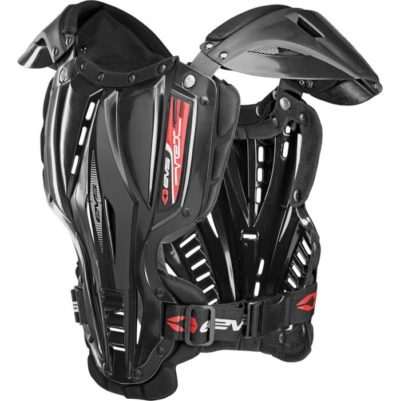 EVS VEX CHEST PROTECTOR BRUSTPANZER BLACK