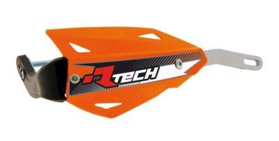 RTech Vertigo Handschale Alu. universal orange